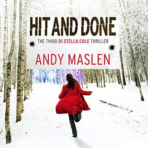 Hit and Done  By  cover art