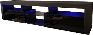 manhattan floating tv stand
