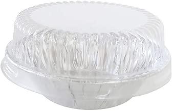 Best mini foil pie pans with lids Reviews