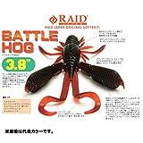 レイドジャパン バトルホッグ 3.8 BATTLE HOG 006 グリパン/ブルーフレーク