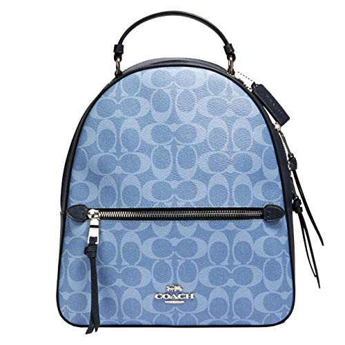 Coach Jordyn Backpack In Signature Canvas 91501