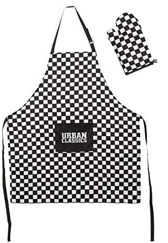Urban Classics uniseks-volwassene sjaal Barbecue Set