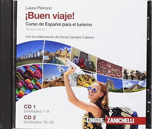¡Buen viaje! Curso de español para el turismo. 2 CD Audio. Per gli Ist. tecnici e professionali