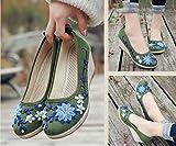 Immagine 1 minetom donna vintage scarpe ricamati