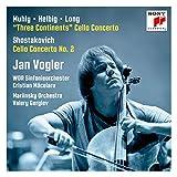 Muhly - Helbig - Long: Three Continents / Schostakowitsch: Cellokonzert Nr. 2