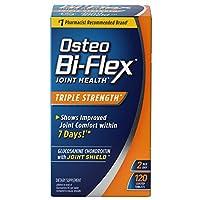 Osteo Bi-Flex Triple Strength, 120 Coated Tablets by Osteo Bi-Flex