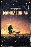 Cimily S-t-a-r W-a-r-s The Mandalorian Vintage