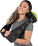 Shiatsu Neck, Back and Shoulder Massager with Heat by truMedic, Deep...