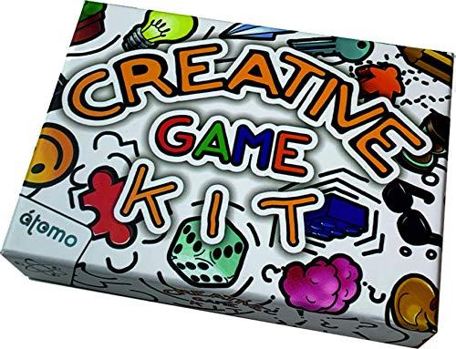 Átomo Games Creative Game Kit. CREA tu Propio Juego