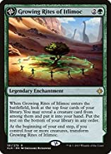 Magic: The Gathering - Growing Rites Itlimoc // Itlimoc, Cradle The Sun - 191/279 - Treasure Chest Promo - Ixalan