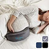 hiccapop Pregnancy Pillow Wedge for Maternity | Memory Foam Maternity...