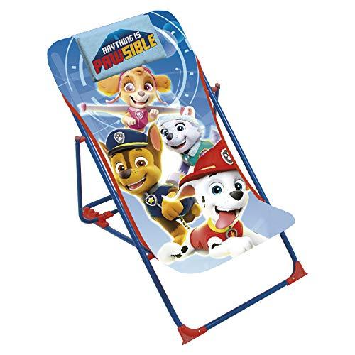 Liegestuhl Auswahl Paw Patrol Gartenliege Gartenstuhl Campingstuhl Kinderliegestuhl Liege Kinderliege (Paw Patrol)