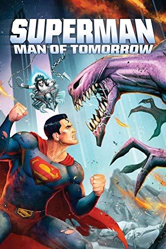 199Tdfc Jigsaw Puzzle,Para Adultos,Rompecabezas,Rompecabezas Para Suelo, Niños Y Adultos,1000 Piezas - Carteles De Películas De Superman: El Hombre Del Mañana