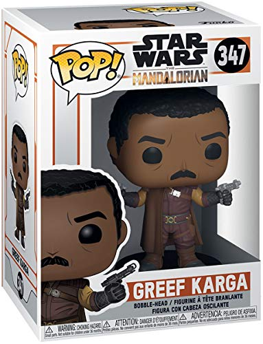 Funko Pop Greef Karga (Star Wars The Mandalorian 347) Funko Pop Star Wars