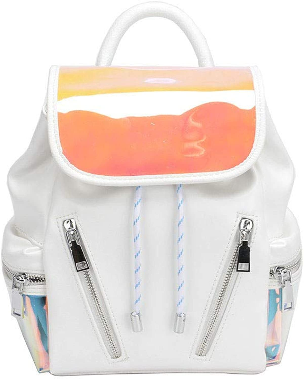 CBCAWoherren Pure Pu Candy Multifunctional Slant Shoulder Bag,Weiß B07PJB6X5K  Luxus