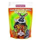 Beaphar Munching Anelli piccoli animali dolcetti, 75 g