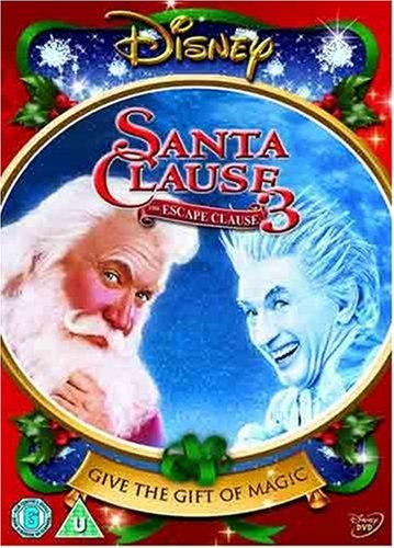 Santa Clause 3 The Escape Clause DVD