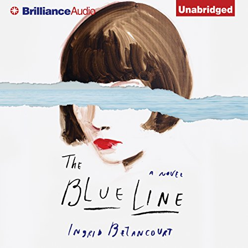 The Blue Line audiobook cover art