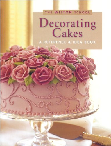 Wilton 902-904 Decorating Cakes Book
