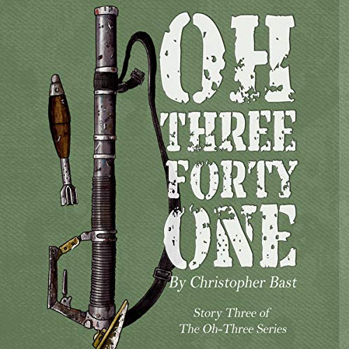 Oh-Three-Forty-One  audiobook cover art