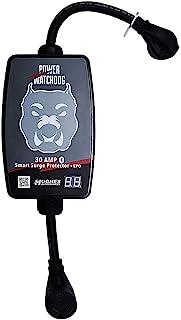 Hughes Autoformers PWD30-EPO Power Watchdog Smart Bluetooth Surge Protector Plus EPO with Auto Shutoff - 30 Amp Portable V...
