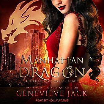 Manhattan Dragon  Treasure of Paragon Series Book 3