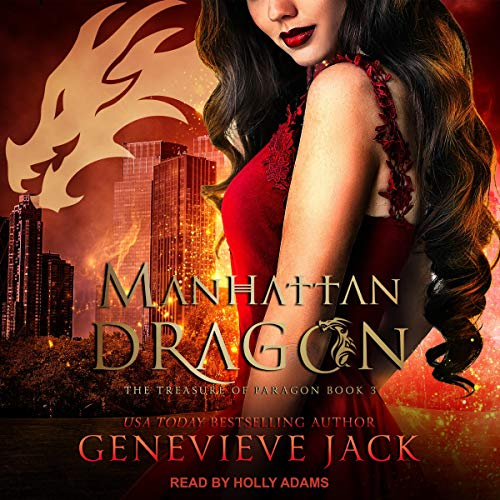 Manhattan Dragon: Treasure of Paragon Series, Book 3