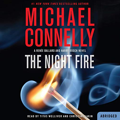 Page de couverture de The Night Fire
