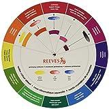 Reeves–7650402Acuarela Rueda de Color plástico N/A 38,3x 37,1x 12,8cm