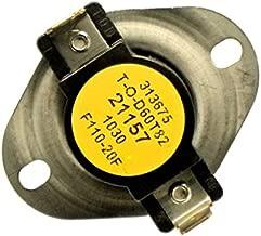 Best coleman furnace limit switch Reviews