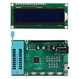 IC Tester 74 40 45 Series LC Logic Gate Tester Medidor Digital TES200 Prueba de integración Digital con Pantalla Gate Tester Uso a Largo Plazo
