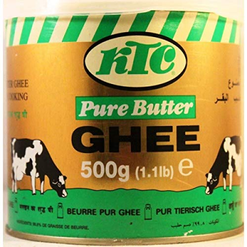 KTC Pure Butter Ghee-500 g / 1 kg / 2 kg 500 g