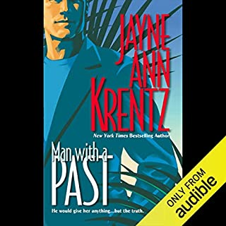 Man with a Past audiobook cover art