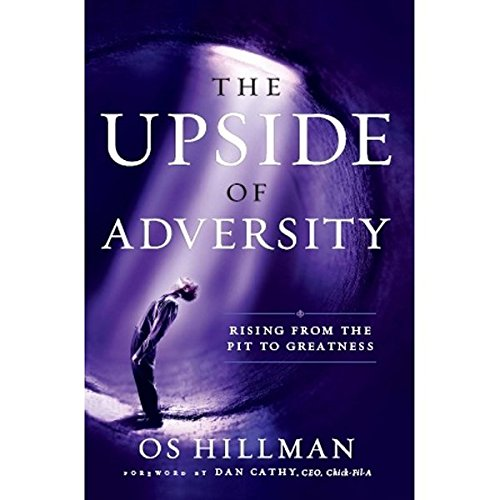 The Upside of Adversity audiobook cover art