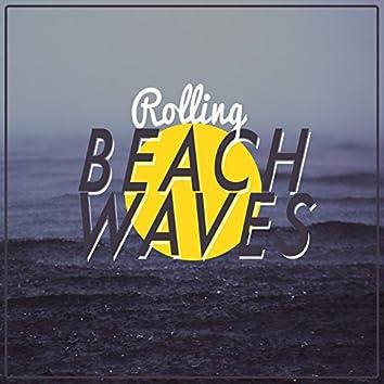 Rolling Beach Waves