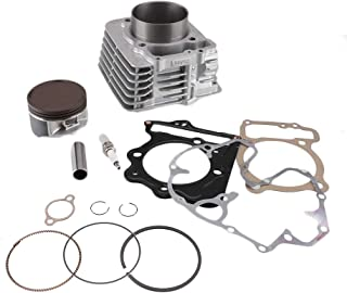 MOTOOS 397cc Big Bore Top End Kit Cylinder Piston Gasket Set Fit For Yamaha Blaster YFS200 1988-2006