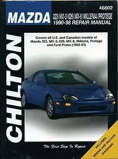 Best mazda 626 manual Reviews
