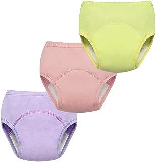 CuteOn 6 Satz Baby Kleinkind M?dchen Jungen Pipi Potty Training Pants Windel Set Mehrfarbig 80cm
