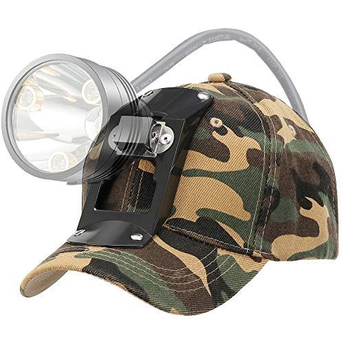 GearOZ Coon Hunting Hat with Bracket for...