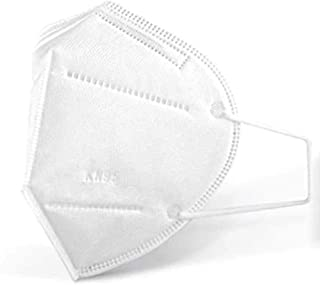 FBA: 5 Layer Non Woven Disposable Face Mask, Daily Mask Use, Face Mask (20 pcs.) (Non-Medical) thejmed.com