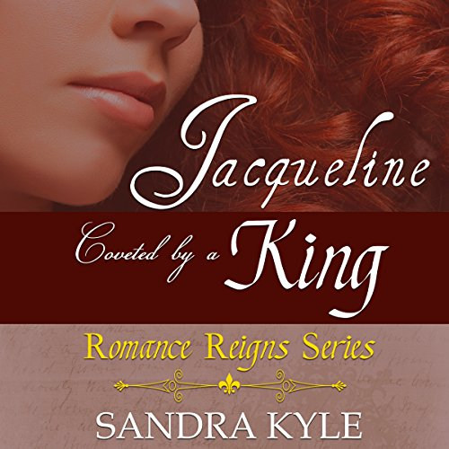 Jacqueline: Coveted by a King audiobook cover art