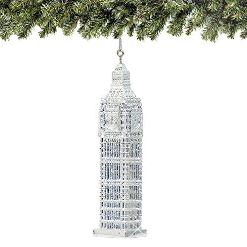 City-Souvenirs Big Ben Christmas Ornament 5 Inches...