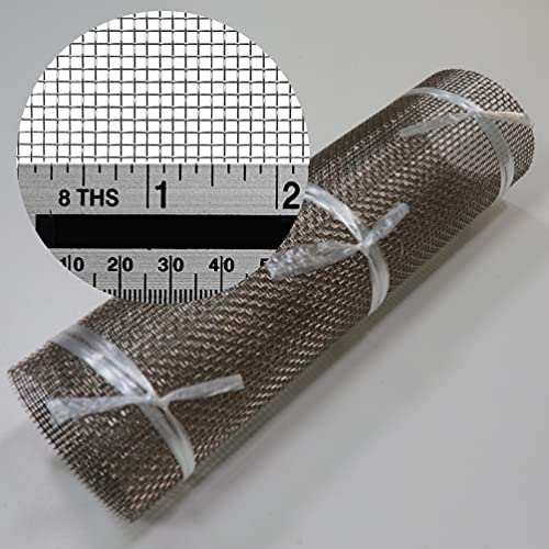 Woven Wire 10 Mesh - 12'X 24' 30X60cm Size - 2mm Hole -...