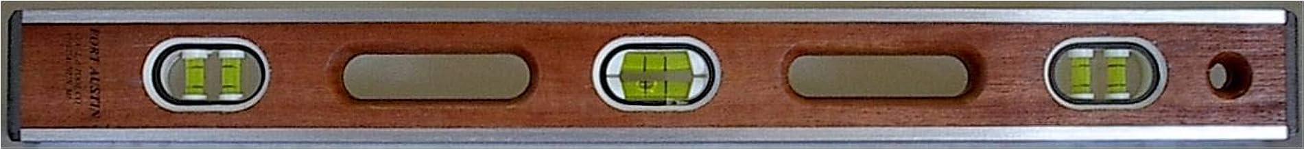 "product image for Port Austin Level & Tool Mfg. Co. Port Austin Level Mason Wood/Alum I-beam 24"" Level"