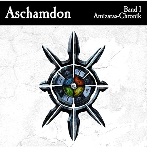 Aschamdon audiobook cover art