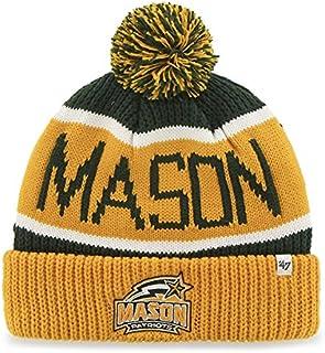 53164b02136  47 Brand Calgary Cuff Beanie Hat with POM POM - NCAA Cuffed Knit Cap.