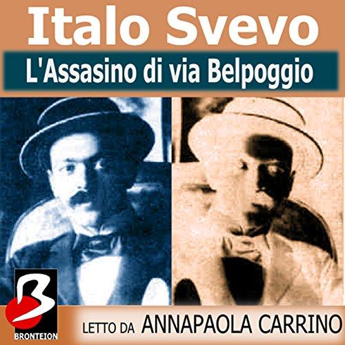 L'Assassino di Via Bel Poggio [The Assassination by Belpoggio] audiobook cover art