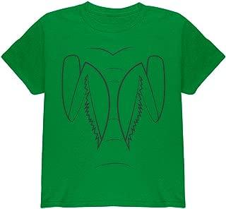 Halloween Praying Mantis Costume Youth T Shirt