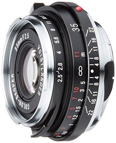 VoightLander 単焦点広角レンズ COLOR-SKOPAR 35mm F2.5 PII 130715<br />