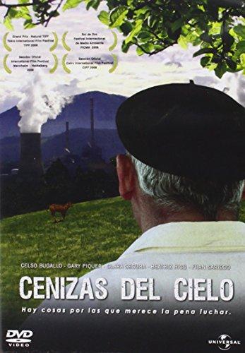 Cenizas del cielo [DVD]
